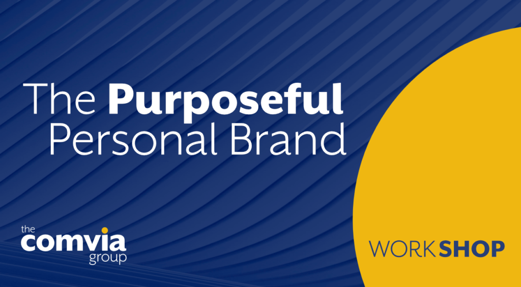 The Purposeful Personal Brand Workshop