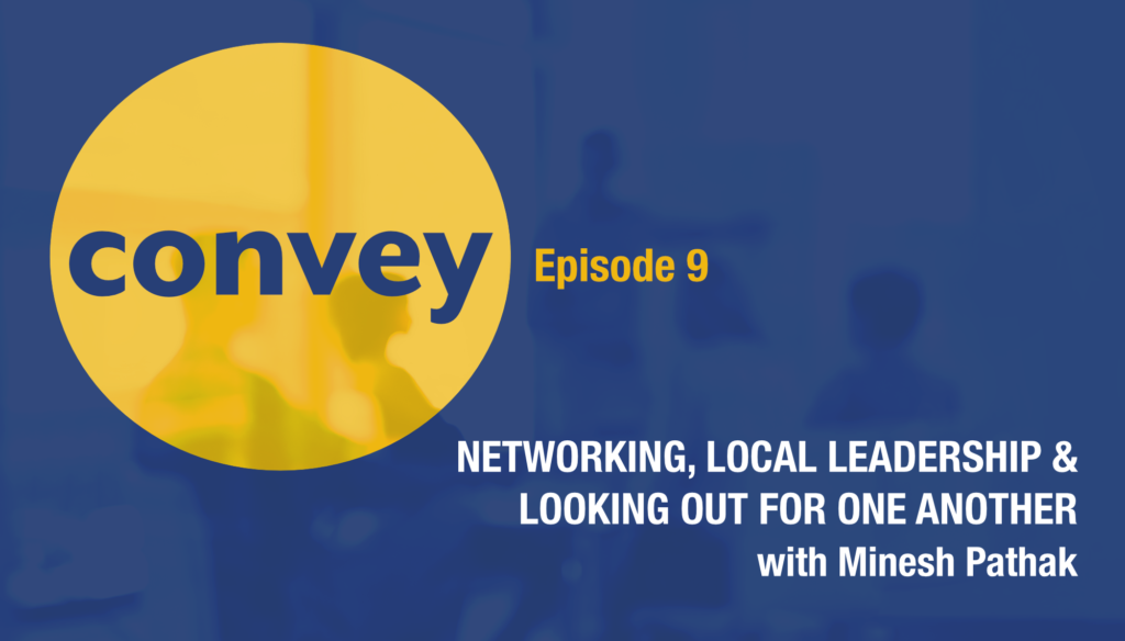 Convey Podcast Hosted By Michael Piperno