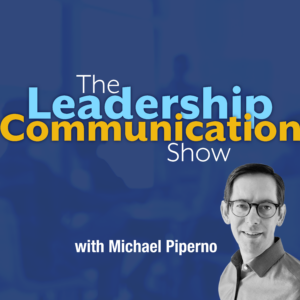 The Leadership Communication Show Podcast Cover Art